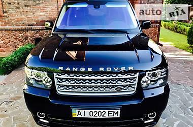 Land Rover Range Rover Startech 2011