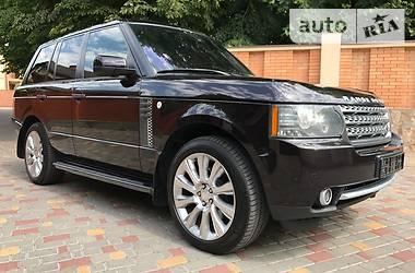 Land Rover Range Rover autobiography 2011