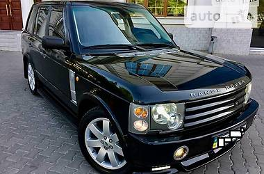 Land Rover Range Rover Autobiographi 2005