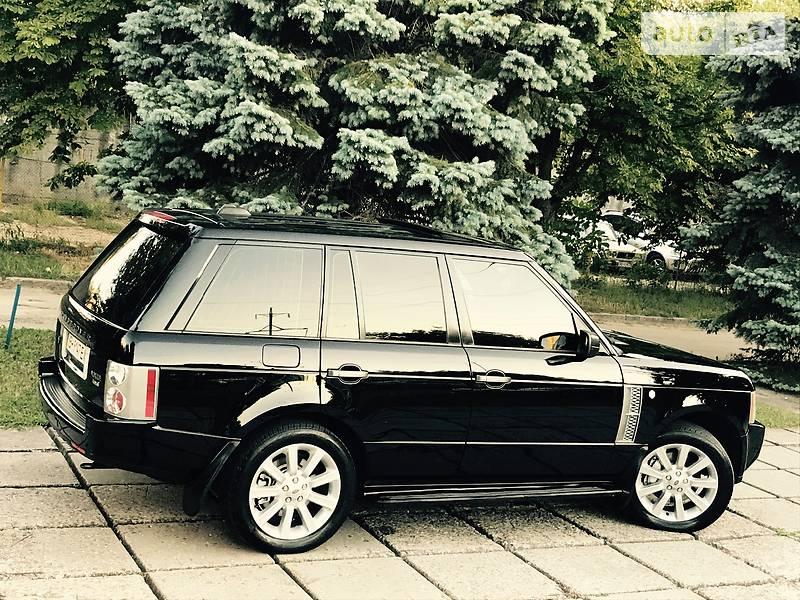 Land Rover Range Rover 2009 года