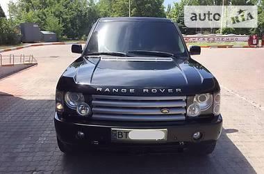 Land Rover Range Rover 4.4  2004