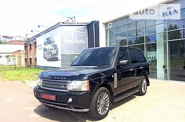 Land Rover Range Rover Autobiography 2008