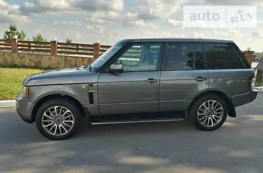 Land Rover Range Rover Autobiografiy 2010