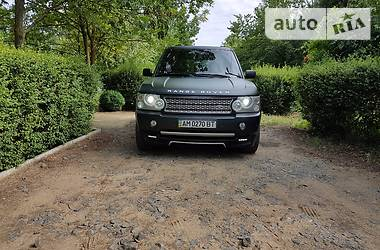 Land Rover Range Rover VOGUE 2005