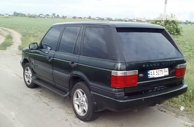 Land Rover Range Rover avtobiografiya 1999