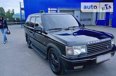 Land Rover Range Rover P38 2001