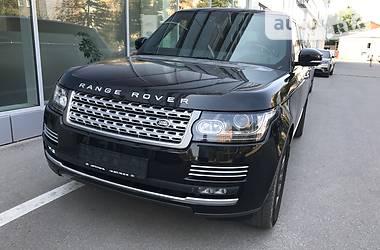Land Rover Range Rover Autobiography 2013