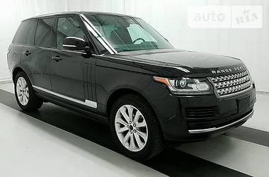 Land Rover Range Rover  2015