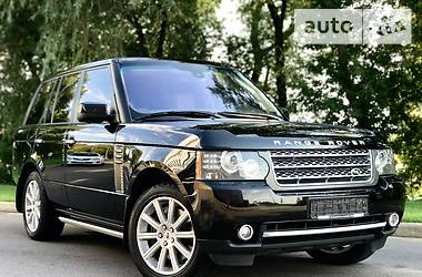 Land Rover Range Rover Supercarged 2010