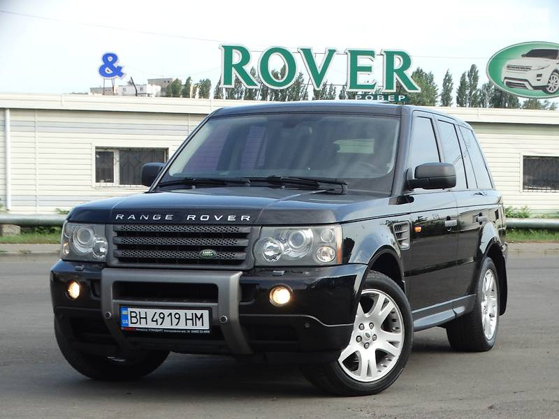 Land Rover Range Rover 2007 года