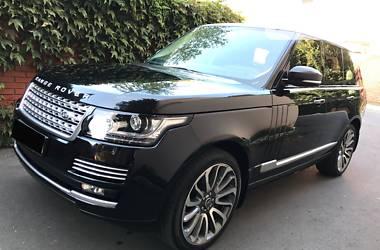 Land Rover Range Rover Luxury 2015
