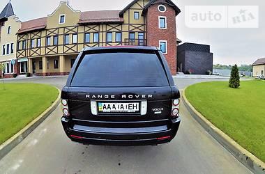 Land Rover Range Rover Vogue 2010