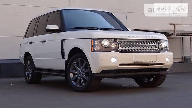 Land Rover Range Rover 2008 года