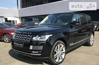Land Rover Range Rover AUTOBIOGRAPHY LONG 2015