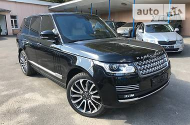 Land Rover Range Rover Autobiography 4.4 2012
