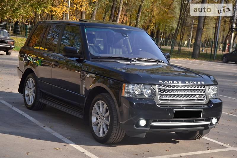 Land Rover Range Rover 2011 року