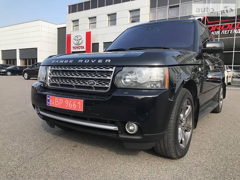 Land Rover Range Rover 2010 року