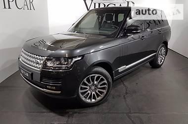 Land Rover Range Rover VOGE  2014