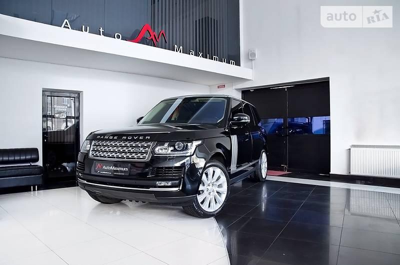 Land Rover Range Rover 2016 року