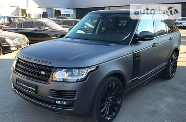 Land Rover Range Rover 4.4 AUTOBIOGRAPHY 2013