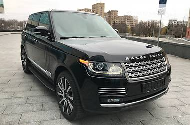 Land Rover Range Rover SUPERCHARGET  2013
