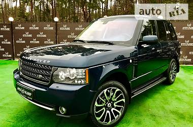 Land Rover Range Rover 4.4D 2011