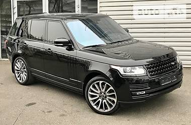 Land Rover Range Rover 5.0 AUTOBIOGRAPHY 2016