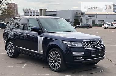 Land Rover Range Rover SVR 2014