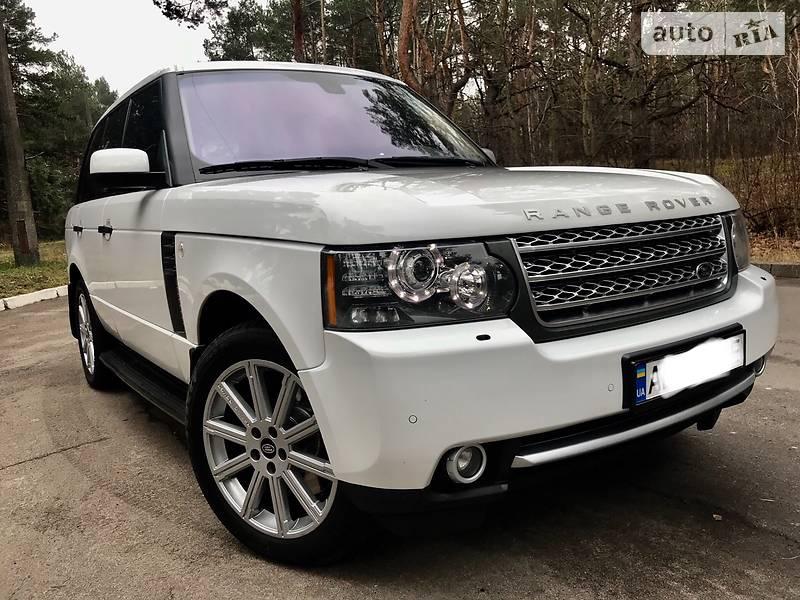 Land Rover Range Rover 2012 року