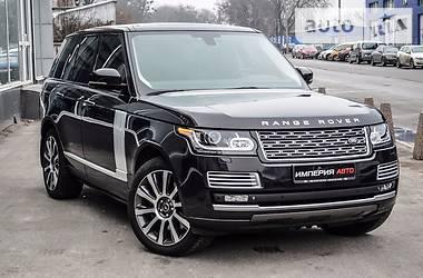 Land Rover Range Rover Autobiography 2014