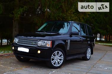 Land Rover Range Rover SUPERCHARDGED 2005