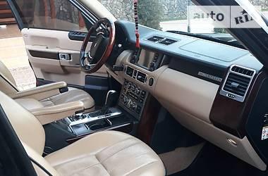 Land Rover Range Rover 386 2008