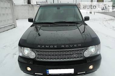 Land Rover Range Rover 3.6 TDi 4WD 2008