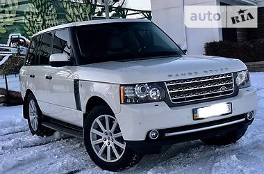 Land Rover Range Rover IDEAL SUPERCHARGED 2011