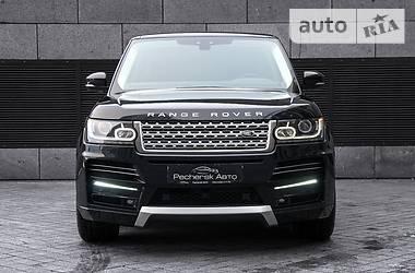 Land Rover Range Rover Startech 2017