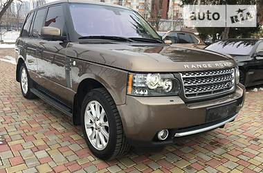 Land Rover Range Rover 5.0  Supercharged 2011