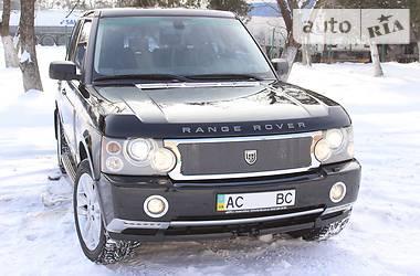 Land Rover Range Rover V8 Supercharged 2006