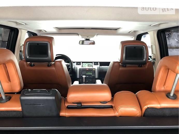Land Rover Range Rover 2008 року
