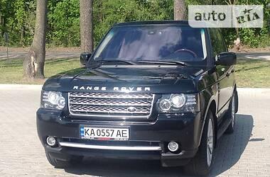 Land Rover Range Rover OFFICIAL VOGUE. 2012