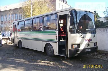 ЛАЗ 4207  1991