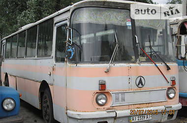 ЛАЗ 699А Турист  1991