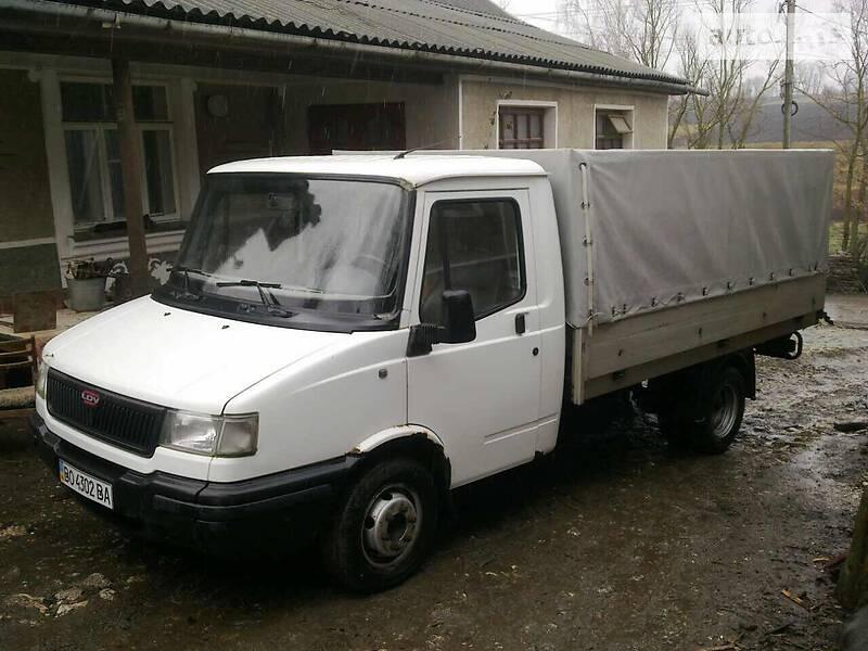 LDV Convoy груз.-пасс.