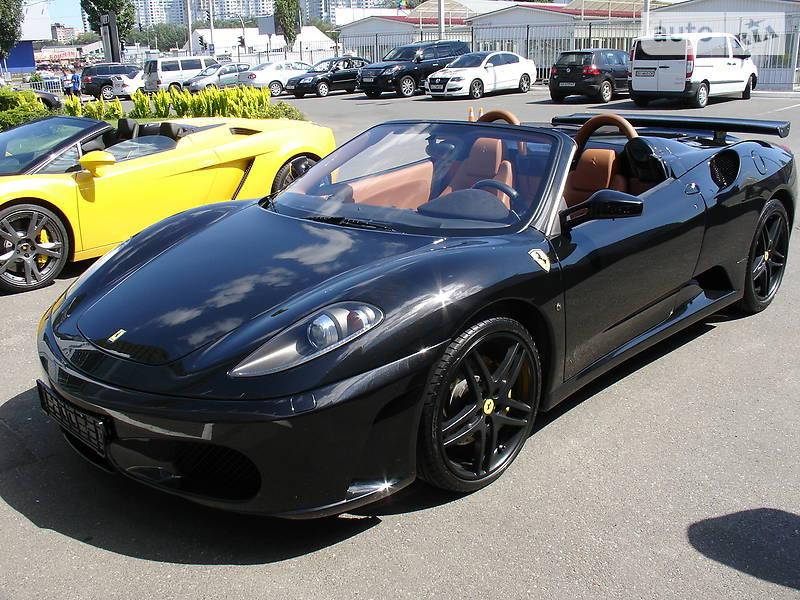 Кабріолет Ferrari