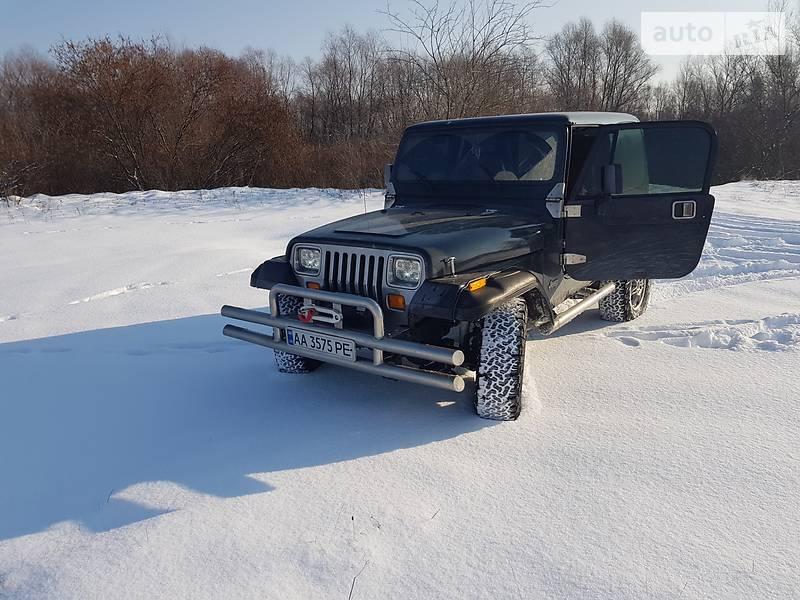 Кабріолет Jeep
