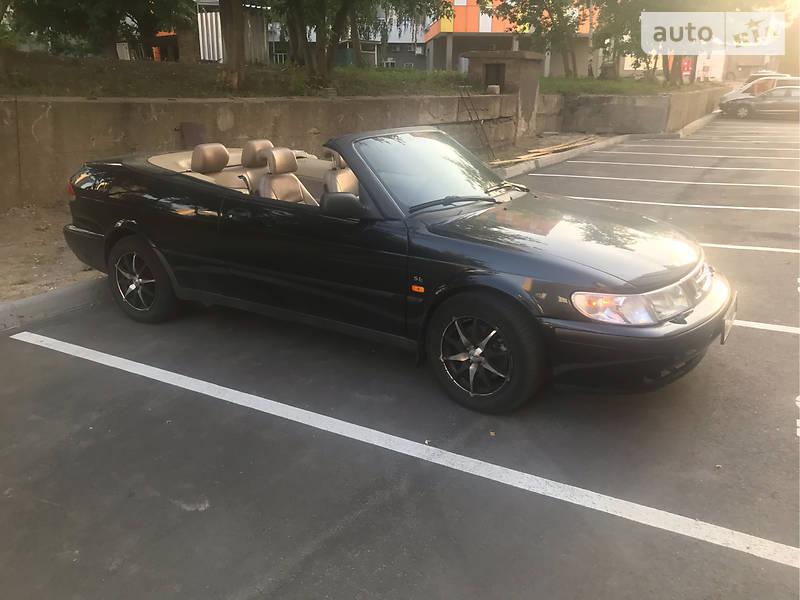 Кабріолет Saab