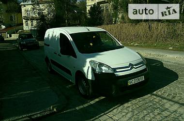 Характеристики Citroen Berlingo груз. Легковий фургон (до 1,5т)