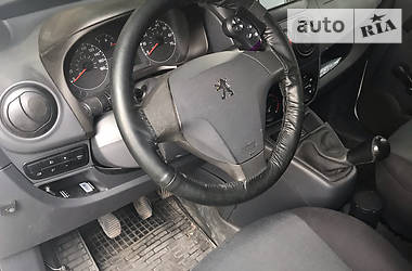 Характеристики Peugeot Bipper груз. Легковой фургон (до 1,5 т)