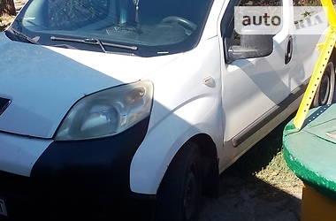 Характеристики Peugeot Bipper пасс. Легковой фургон (до 1,5 т)