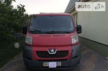 Характеристики Peugeot Boxer груз. Легковий фургон (до 1,5т)