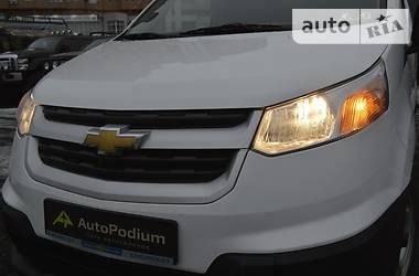Ціни Chevrolet Легковий фургон (до 1,5т)